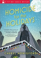 Jacket Image For: Homicide for the Holidays