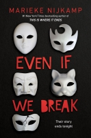 Jacket Image For: Even If We Break