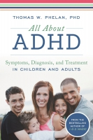 Jacket Image For: All About ADHD