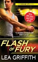 Jacket Image For: Flash of Fury