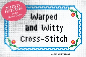 Jacket Image For: Warped and Witty Cross-Stitch