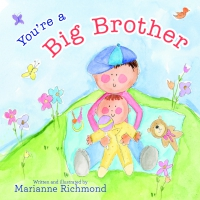 Jacket Image For: You're a Big Brother
