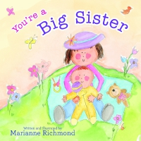 Jacket Image For: You're a Big Sister