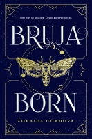 Jacket Image For: Bruja Born