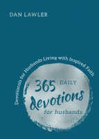 Jacket Image For: 365 Daily Devotions for Husbands