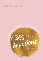Jacket Image For: 365 Daily Devotions for Wives
