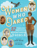 Jacket Image For: Women Who Dared