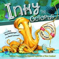 Jacket Image For: Inky the Octopus