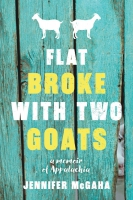 Jacket Image For: Flat Broke with Two Goats