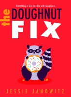 Jacket Image For: The Doughnut Fix