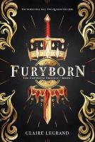 Jacket Image For: Furyborn