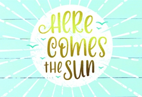 Jacket Image For: Here Comes the Sun