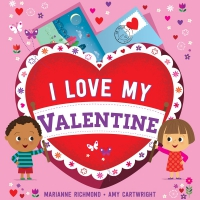 Jacket Image For: I Love My Valentine