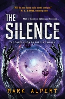 Jacket Image For: The Silence