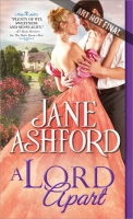 Jacket Image For: A Lord Apart
