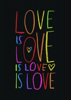 Jacket Image For: Love is Love is Love is Love