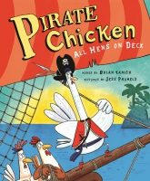 Jacket Image For: Pirate Chicken: All Hens on Deck