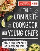 Jacket Image For: The Complete Cookbook for Young Chefs