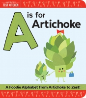 Jacket Image For: A Is for Artichoke