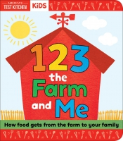Jacket Image For: 1, 2, 3 the Farm and Me