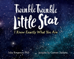 Jacket Image For: Twinkle Twinkle Little Star, I Know Exactly What You Are