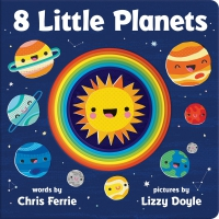 Jacket Image For: 8 Little Planets
