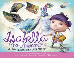 Jacket Image For: Isabella: Artist Extraordinaire