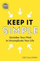 Jacket Image For: Keep It Simple