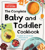 Jacket Image For: The Complete Baby and Toddler Cookbook