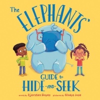 Jacket Image For: The Elephants' Guide to Hide-and-Seek