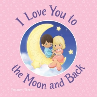 Jacket Image For: I Love You to the Moon and Back