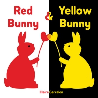 Jacket Image For: Red Bunny and Yellow Bunny