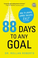 Jacket Image For: 88 Days to Any Goal