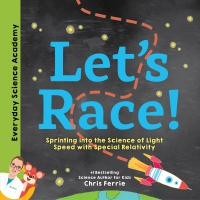 Jacket Image For: Let's Race!