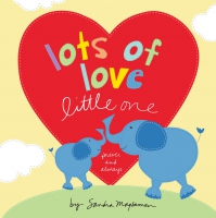 Jacket Image For: Lots of Love Little One