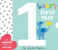 Jacket Image For: Baby's First Year