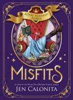 Jacket Image For: Misfits