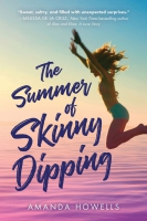 Jacket Image For: The Summer of Skinny Dipping