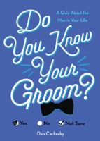 Jacket Image For: Do You Know Your Groom?
