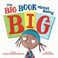 Jacket Image For: The Big Book about Being Big