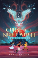 Jacket Image For: Curse of the Night Witch