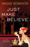 Jacket Image For: Just Make Believe