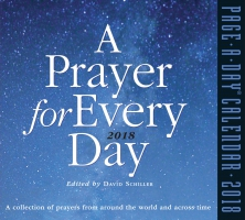 Jacket Image For: A Prayer for Every Day Page-A-Day Calendar 2018