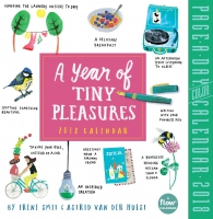 Jacket Image For: A Year of Tiny Pleasures Page-A-Day Calendar 2018