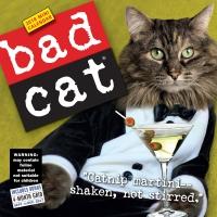 Jacket Image For: Bad Cat Mini Wall Calendar 2018