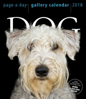 Jacket Image For: Dog Page-A-Day Gallery Calendar 2018