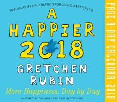 Jacket Image For: A Happier 2018 Page-A-Day Calendar