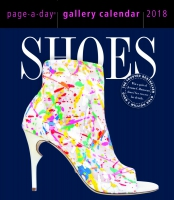 Jacket Image For: Shoes Page-A-Day Gallery Calendar 2018