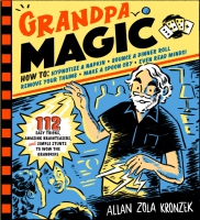 Jacket Image For: Grandpa Magic