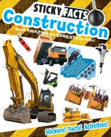 Jacket Image For: Sticky Facts: Construction Zone